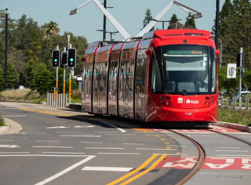 Light Rail Service Changes 27 – 30 November