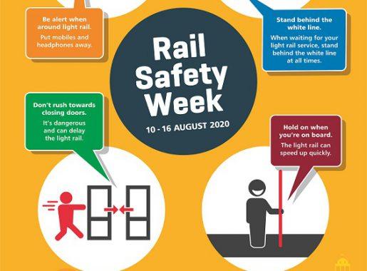Rail Safety Week 2020