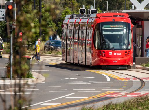 Newcastle: Take light rail safety seriously