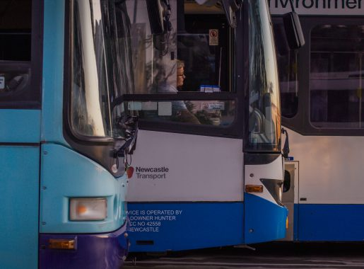 Improvements for Newcastle Transport bus services