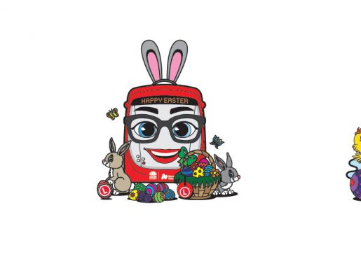 Easter with Newcastle Transport